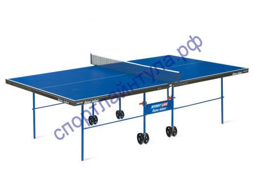 Стол для настольного тенниса Game Indoor