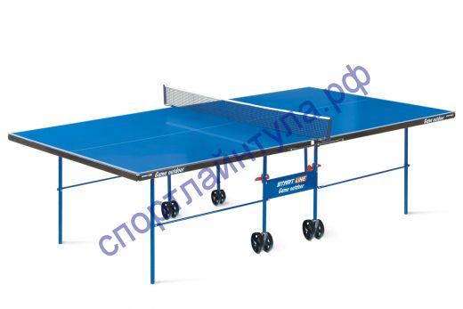 Стол для настольного тенниса Game Outdoor