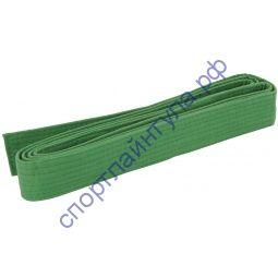 Пояс для кимоно Ronin зелёный