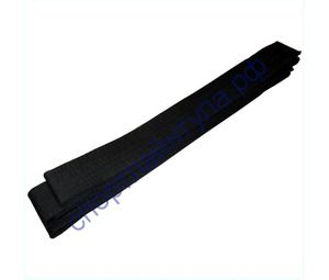 Пояс для кимоно Ronin чёрный